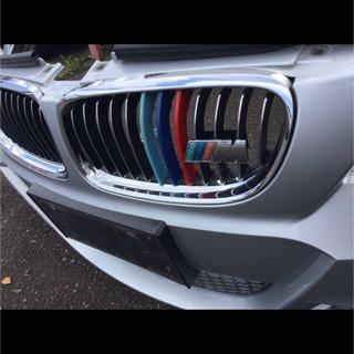 BMW - BMW Mスポーツ フロントグリルエンブレム&カバー