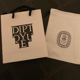ディプティック(diptyque)のDIPTYQUE ショップバッグ  セット(ショップ袋)