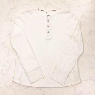 GAP - 美品 Gap ギャップ サーマル ヘンリーネック ロング Tシャツ ロンT