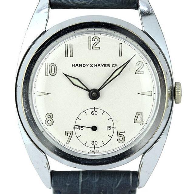 mimo. - ミモ アンティークウォッチ 17石 手巻き スモールセコンド 腕時計の通販 by papi's shop|ミモならラクマ