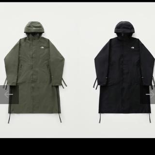 ザノースフェイス(THE NORTH FACE)のHYKE thenorthface GTX PRO Hooded Coat(モッズコート)