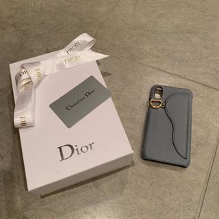 ディオール(Dior)の最終SALE!大人気!DIOR iPhone XSカバー(iPhoneケース)