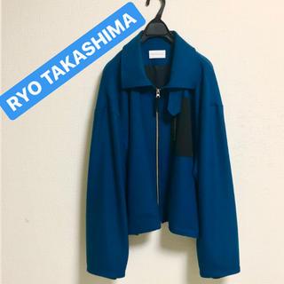 サンシー(SUNSEA)のRYO TAKASHIMA ドリズラージャケット(ブルゾン)
