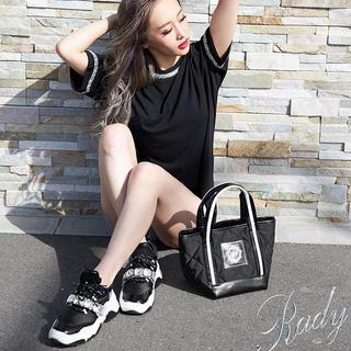 レディー(Rady)の新品★Rady★ラインキルティングバッグ★(トートバッグ)