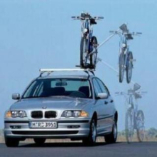 BMW - サイクルキャリア BMW純正 エレベーテッド 自転車キャリア