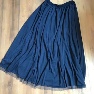 レイカズン(RayCassin)の美品♡レイカズン★リバーシブル★ロングスカート(ロングスカート)