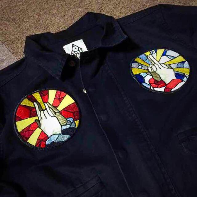 UNIF(ユニフ)のUNIF ジャケット メンズのジャケット/アウター(Gジャン/デニムジャケット)の商品写真