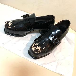 アシナガオジサン(あしながおじさん)のあしながおじさん オシャレローファー(ローファー/革靴)