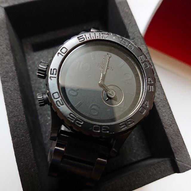 NIXON - NIXON【THE 42-20 TIDE】ニクソン腕時計メンズ★稼働品★送料無料の通販 by エイプス's shop|ニクソンならラクマ