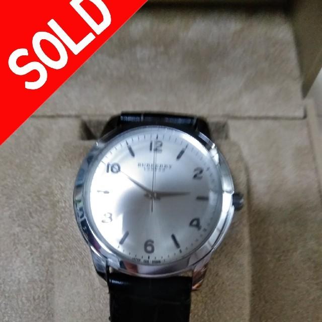 BURBERRY - 腕時計BURBERRYの通販 by カカ's shop|バーバリーならラクマ