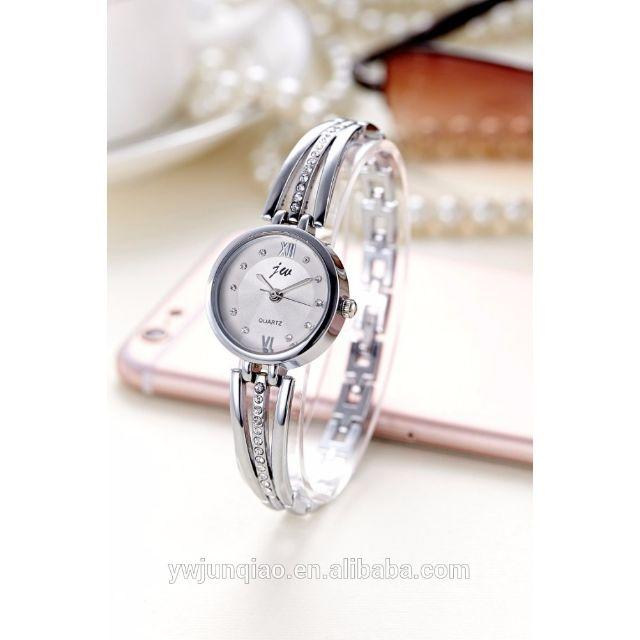大人の気品漂うレディース腕時計(ゴールドまたはシルバー選択)#Sun41 の通販 by Ambrosia Trading's shop|ラクマ