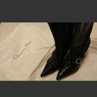 クリスチャンディオール(Christian Dior)のChristian Dior ブーツ(ブーツ)