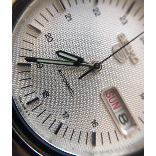 SEIKO - SEIKO5 自動巻腕時計の通販 by amagael|セイコーならラクマ