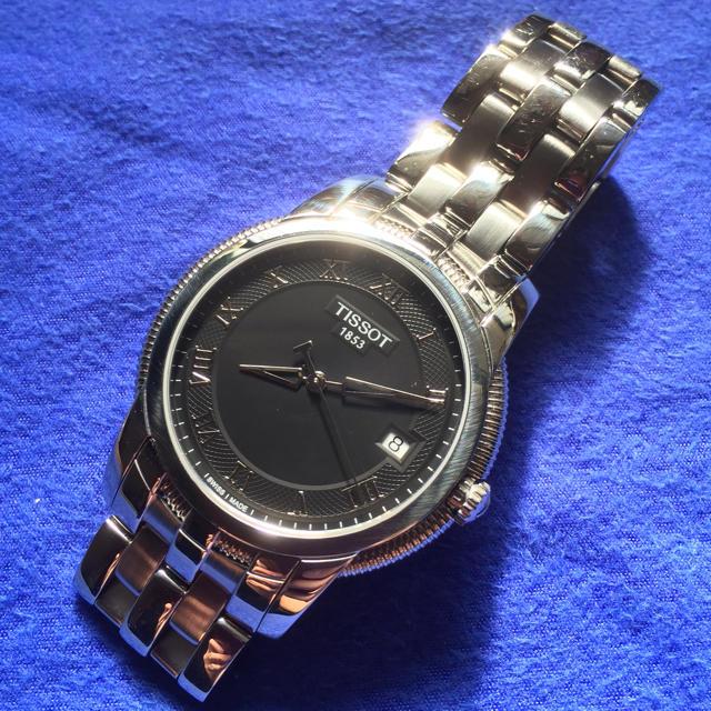 TISSOT - ティソ 時計 バラード TISSOT クォーツの通販 by 🎵モンブラン🎵's shop|ティソならラクマ