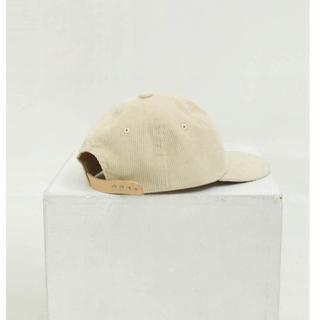 トゥデイフル(TODAYFUL)の【mmm様専用】TODAYFUL Corduroy x Leather Cap(キャップ)