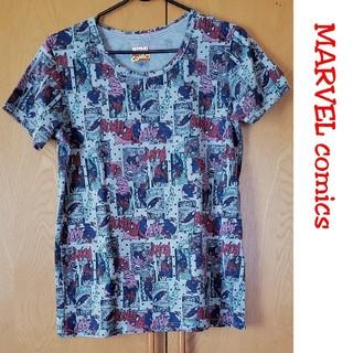 マーベル(MARVEL)のMARVEL comics スパイダーマンTシャツ(Tシャツ(半袖/袖なし))