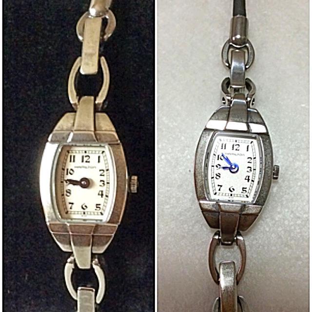 Hamilton - 良品‼️ Hamilton ハミルトン 復刻モデル レディース 腕時計の通販 by ゴールドフィンガー's shop ハミルトンならラクマ