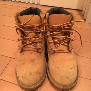 ティンバーランド(Timberland)のティンバーランド ブーツ 19cm キッズ ジュニア(ブーツ)