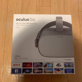 Oculus Go 32GB(家庭用ゲーム機本体)