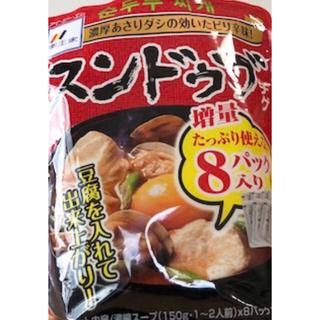 コストコ - コストコ人気商品 スンドゥブチゲの素純豆腐鍋 3パック