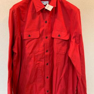 ギャップ(GAP)のGAP の新品・タグつきの長袖シャツです。(シャツ)