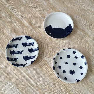 ツモリチサト(TSUMORI CHISATO)のTSUMORI CHISATO 小皿3枚セット(食器)