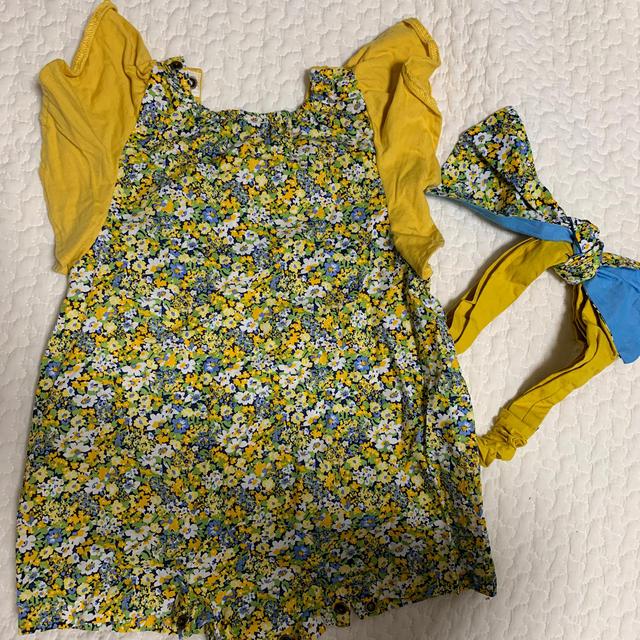 RAG MART(ラグマート)のRAG MART 70 キッズ/ベビー/マタニティのベビー服(~85cm)(ロンパース)の商品写真