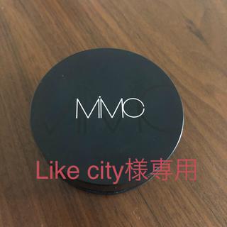 エムアイエムシー(MiMC)のLike city様専用 美品 mimc  ミネラルリキッド  ケース(ファンデーション)