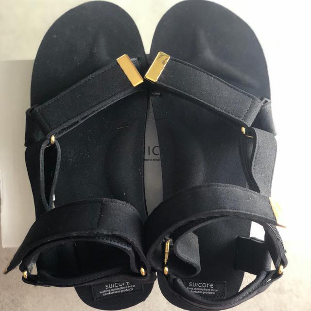 DEUXIEME CLASSE(ドゥーズィエムクラス)のスイコック サンダル Deuxieme Classe ドゥーズィエムクラス   レディースの靴/シューズ(サンダル)の商品写真