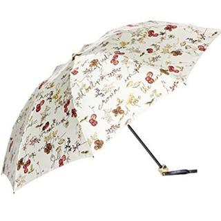 ジルスチュアート(JILLSTUART)の新品未使用!ジルスチュアート折りたたみ傘(傘)