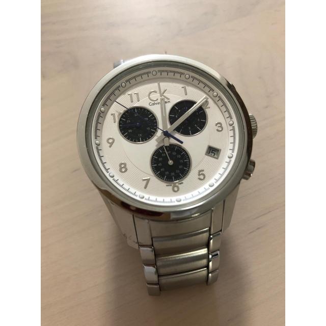 Calvin Klein - カルバンクライン   腕時計  メンズ  中古の通販 by おくちゃん's shop|カルバンクラインならラクマ