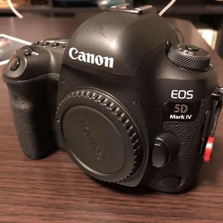 キヤノン(Canon)のCanon EOS 5D Mark Ⅳ ボディ(デジタル一眼)