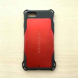 エレコム(ELECOM)のiphone7・8ケース(iPhoneケース)