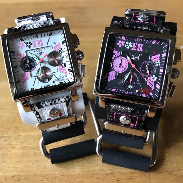 COGU - 新品✨ペアセット コグ COGU 桜 クロノ メンズ 腕時計 BNSKRの通販 by てっちゃん(´∀`)|コグならラクマ
