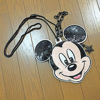ディズニー(Disney)のミッキー パスケース(コインケース)