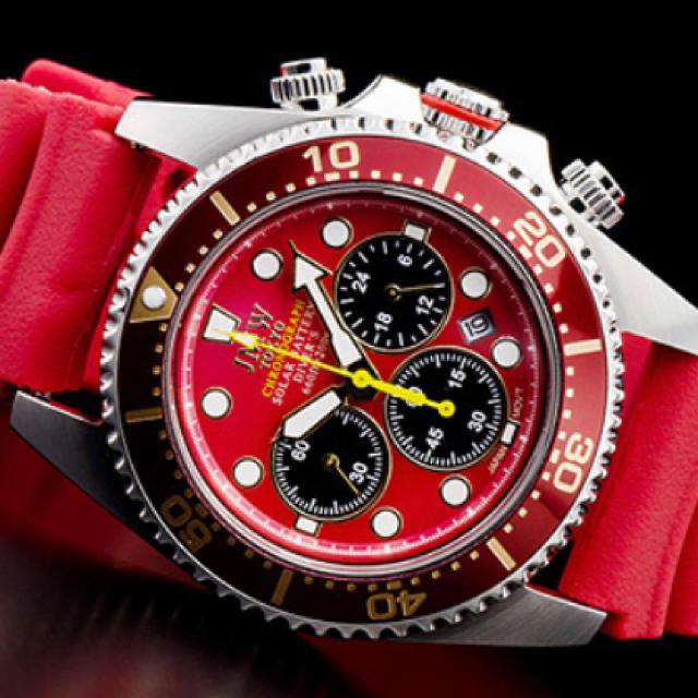 SEIKO - 新品未使用【JMW TOKYO】ダイバークロノグラフ 腕時計【世界限定300本】の通販 by K'z shop|セイコーならラクマ