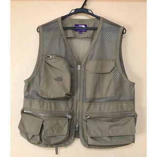 THE NORTH FACE - 【新品同様】ノースフェイス  Mesh Angler Vest Mサイズ