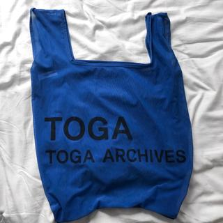 トーガ(TOGA)のtoga ノベルティバック(トートバッグ)