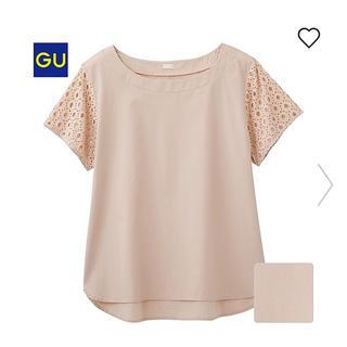 ジーユー(GU)のGU ボクシーTブラウス(シャツ/ブラウス(半袖/袖なし))