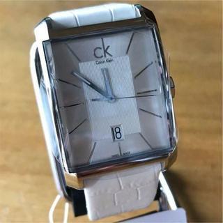 カルバンクライン(Calvin Klein)のカルバン クライン ウィンドウ クオーツ メンズ 腕時計 K2M211.20(腕時計(アナログ))