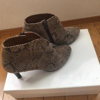 ストロベリーフィールズ(STRAWBERRY-FIELDS)のストロベリーフィールズ 秋ブーツ(ブーツ)