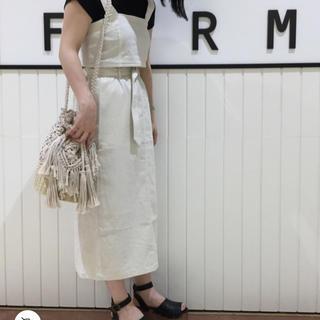 ローリーズファーム(LOWRYS FARM)のローリーズファーム セットアップ ビスチェ スカート(セット/コーデ)