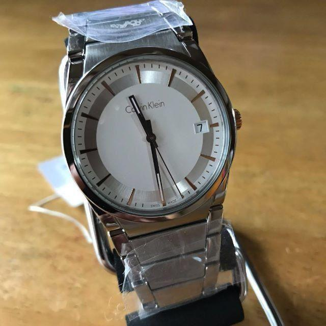 Calvin Klein - 新品✨カルバンクライン CALVIN KLEIN 腕時計 メンズ K6K31Bの通販 by てっちゃん(´∀`)|カルバンクラインならラクマ