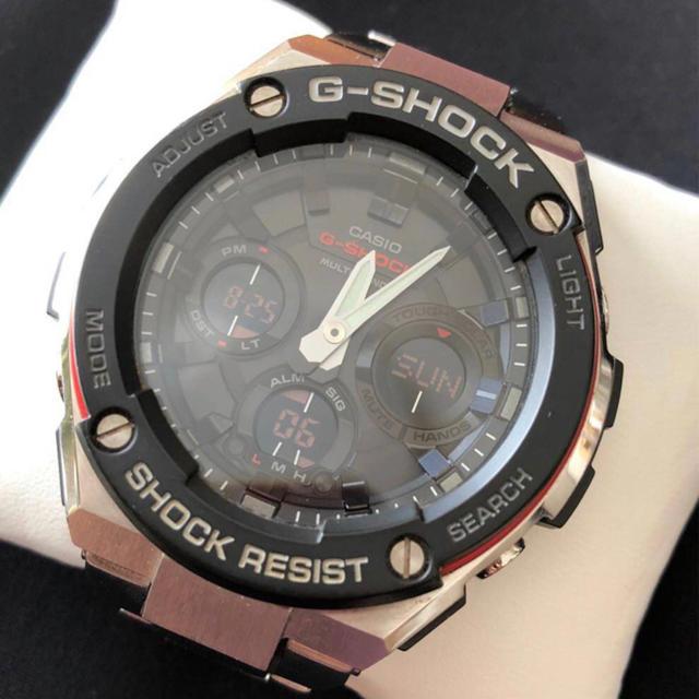 G-SHOCK - G-SHOCKマルチバンド6 GST-W100D-1A4JF の通販 by 伊織's shop|ジーショックならラクマ