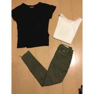 ガス(GAS)のGAS Tシャツ パンツ セット売り(Tシャツ(半袖/袖なし))