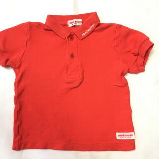 ミキハウス(mikihouse)のミキハウス ポロシャツ 70(シャツ/カットソー)