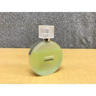 シャネル(CHANEL)の残量多シャネルチャンスオーフレッシュヘアミスト35ml★S106(ヘアケア)