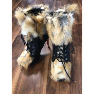 リップサービス(LIP SERVICE)のリップサービスの秋冬ブーツ(ブーツ)