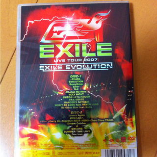EXILE  DVD(その他)