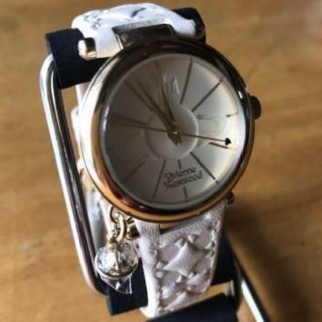 Vivienne Westwood - 新品✨ヴィヴィアン ウエストウッド 腕時計 レディース VV006WHWHの通販 by てっちゃん(´∀`)|ヴィヴィアンウエストウッドならラクマ